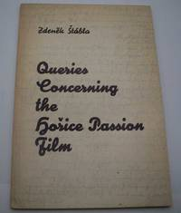 image of Queries Concerning the Horice Passion Film