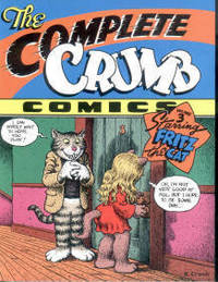 The Complete Crumb Vol 3: Starring Fritz the Cat