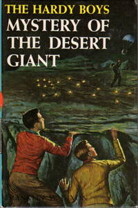 THE MYSTERY OF THE DESERT GIANT:   The Hardy Boys Series 40.