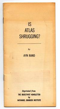 image of Is Atlas Shrugging?