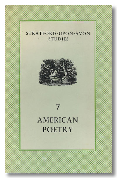 New York: St. Martin's Press, 1965. Gilt cloth. First edition, US issue, published as #7 of the Stra...
