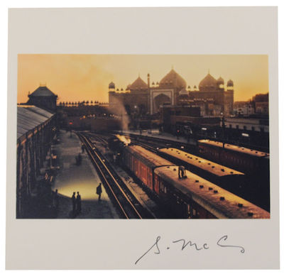 np: np, nd. Digital C-Print of an image by Steve McCurry that was originally taken in 1983. This pri...