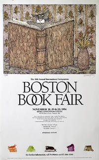 THE 18TH ANNUAL INTERNATIONAL ANTIQUARIAN BOSTON BOOK FAIR:; NOVEMBER 18, 19 & 20, 1994