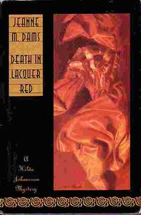 Death In Lacquer Red by  Jeanne M Dams - Hardcover - Book Club Edition - 1999 - from Ye Old Bookworm (SKU: 15030)