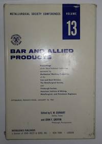 Bar and Allied Products