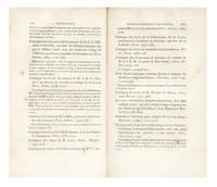 Répertoire Bibliographique Universel, contenant la Notice raisonnée des...