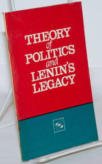 image of Theory of Politics and Lenin's Legacy