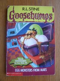Goosebumps # 42: Egg Monsters From Mars