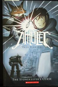 The Stonekeeper's Curse Amulet #2 Graphic novel
