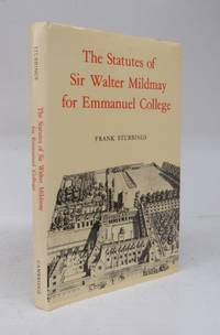 image of The Statutes of Sir Walter Mildmay for Emmanuel College
