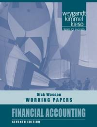 image of Financial Accounting : Working Papers