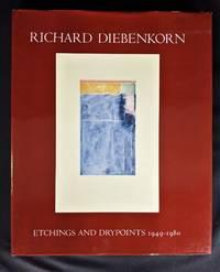 Richard Diebenkorn - Etchings and Drypoints 1949-1980 by Richard Diebenkorn - Hardcover - 1981 - from B Street Books (SKU: 2020-K167)