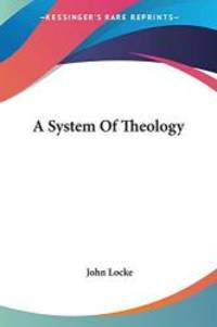 image of A System Of Theology