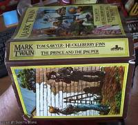 Mark Twain Omnibus: The Adventures of Tom Sawyer ; The Adventures of Huckleberry Finn ; The Prince and the Pauper (Complete and Unabridged)