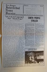 Free Ranger Intertribal News Service Volume I Number 3 (March 16, 1970) (Underground Press Syndicate)