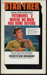 image of WHERE NO MAN HAS GONE BEFORE: Star Trek Fotonovel #2