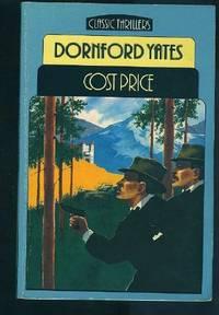 Cost Price (Everyman paperbacks)