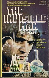 image of INVISIBLE MAN [THE] - [David McCallum TV cover]