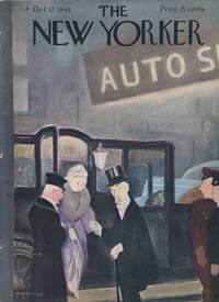 The New Yorker: October 12, 1940