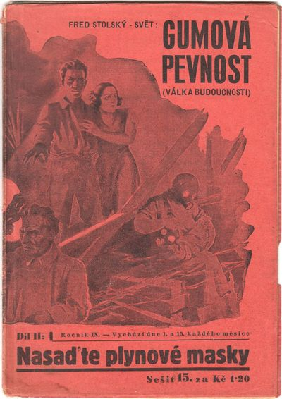 Ostrava: self-published (Expedice lidových romanu