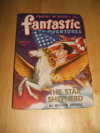 image of Fantastic Adventures for August 1943