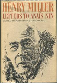 image of Letters to Anais Nin