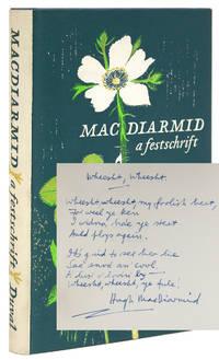 Hugh Macdiarmid, a Festschrift
