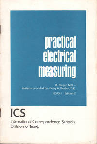 image of PRACTICAL ELECTRICAL MEASURING.