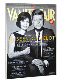Vanity Fair, November 2007: Unseen Photos of the Kennedys by Richard Avedon