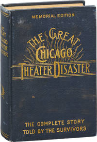 image of The Great Chicago Theater Disaster (First Edition)