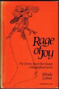 image of Rage Of Joy: The Divine Sarah Bernhardt