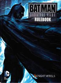 Batman Minature Game Rulebook