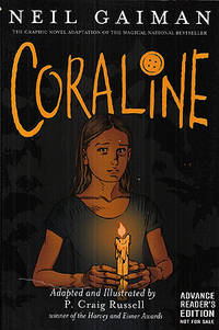 image of Coraline (Graphic Novel)