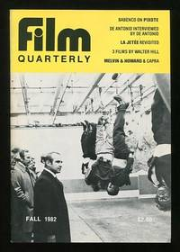 Film Quarterly (Fall 1982) [cover: Bob Hoskins in THE LONG GOOD FRIDAY]
