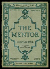 image of THE MENTOR - KEEPING TIME - January 1 1917 - Serial Number 122 - Volume 4, number 22