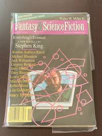 Fantasy & Science Fiction Magazine, October -November 1997, 48th Anniversary Issue. (Includes...