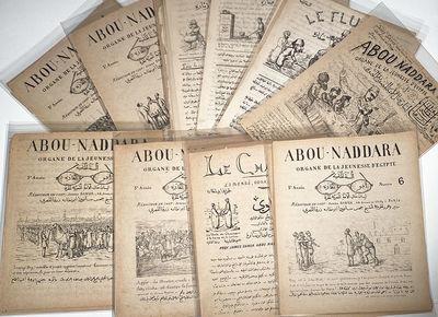 Abou-Naddara (Organe de la Jeunesse...