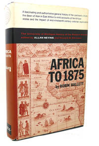 image of AFRICA TO 1875 :   A Modern History