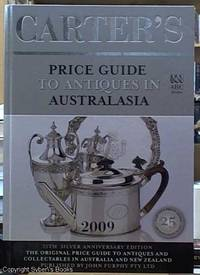 image of Carter's Price guide to antiques in Australasia 2009 – 25th anniversary edition