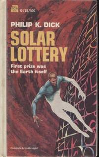 Solar Lottery; First Prize was the Earth Itself