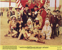 image of Buffalo Bill and the Indians, or Sitting Bull's History Lesson (Eight original color photographs from the 1976 film)