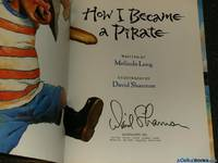 *Signed by Shannon* How I Became a Pirate (1st)