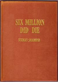 image of SIX MILLION DID DIE