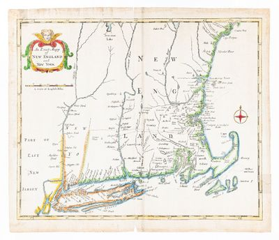 An Exact Mapp of New England and New...