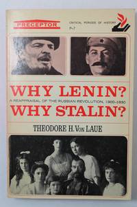 image of Why Lenin? Why Stalin?