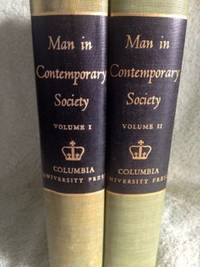 image of Man in Contemporary Society: A Source Book  (2 volumes)