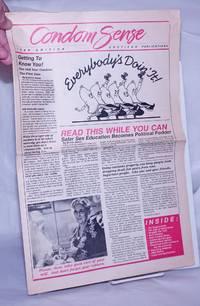 image of Condom Sense 1988 Edition; Everybody's doin' it!