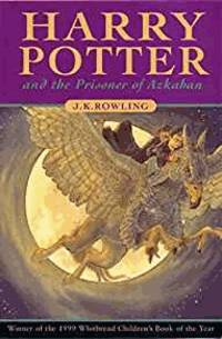 Harry Potter and the Prisoner of Azkaban (Book 3) by  J. K Rowling - First UK edition-2nd printing - 1999 - from Alpha 2 Omega Books and Biblio.com