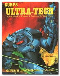 image of GURPS Ultra-Tech  A Sourcebook of Weapons and Equipment for Future Ages