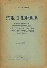 Storia di Mondragone.